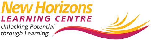 New Horizons Learning Centre, South Gloucestershire Logo